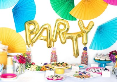 What you might forget when planning your party…