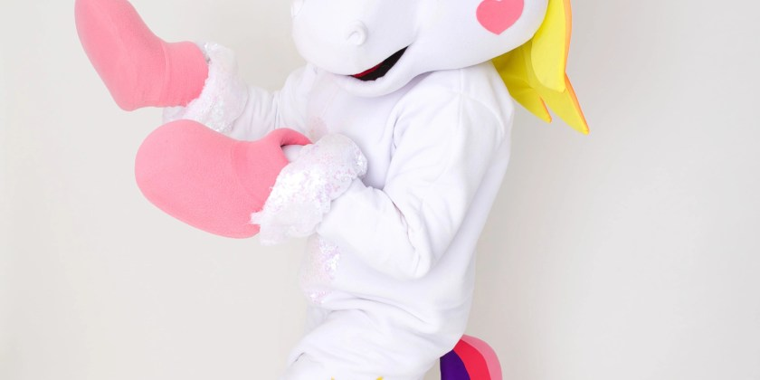 Introducing Our Unicorn Character   The CopyCat Party Company