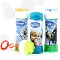 frozen party bags, disney party favor, frozen themed bubbles