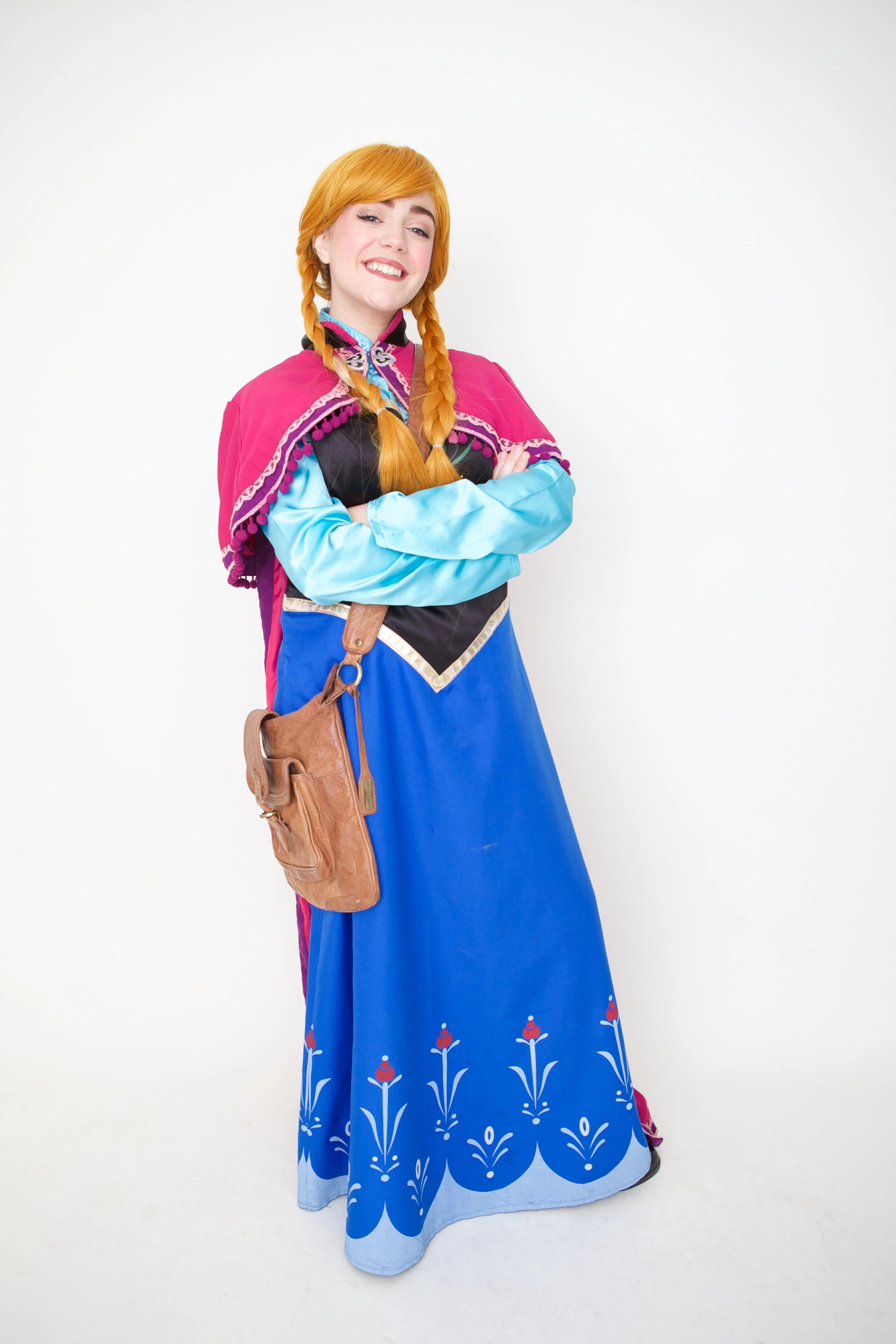 ice princess character