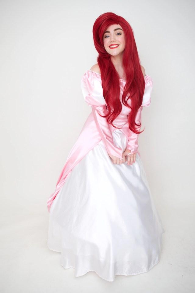 the mermaid princess visit