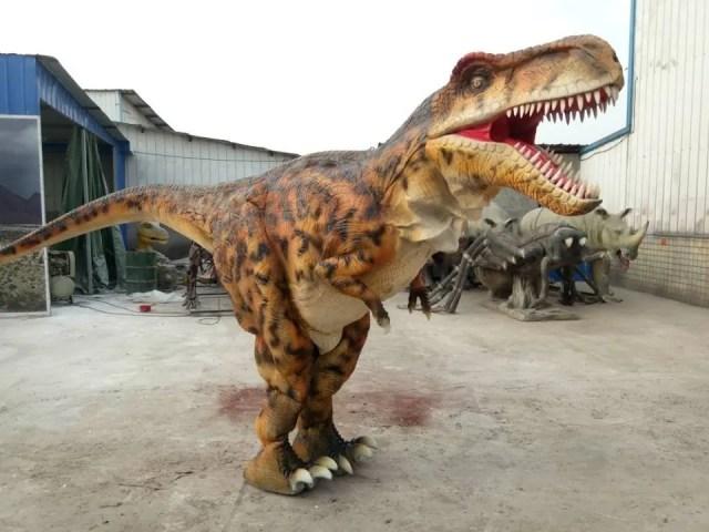 dinosaur hire barnsley