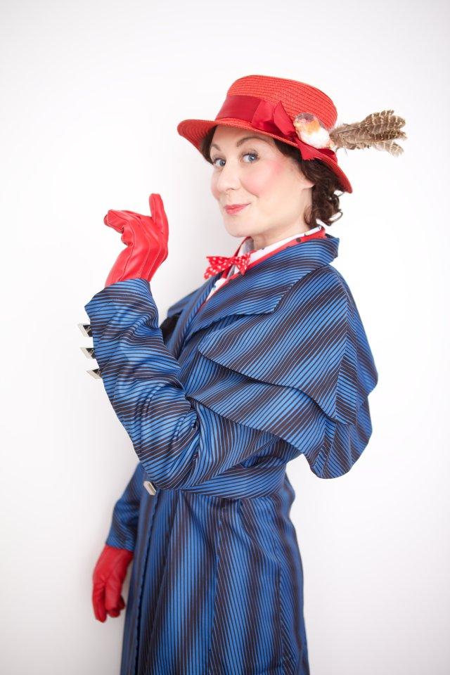 nanny poppins character visits