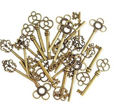 deluxe santa key
