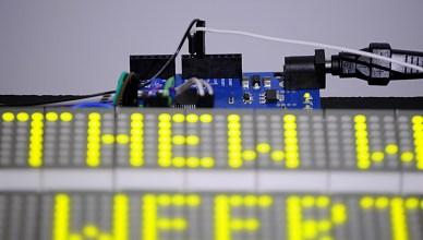 led display applications
