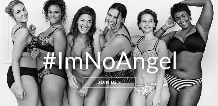 ImNoAngel campaign