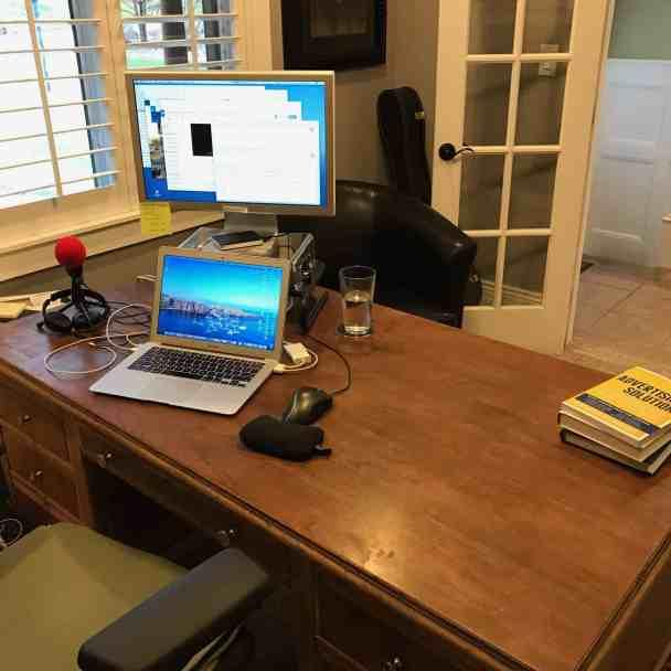 Robs Desk