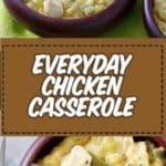 , Everyday Chicken Casserole – CopyKat Recipes