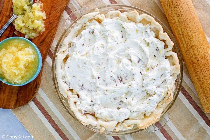 , Furr's Cafeteria Pineapple Millionaire Pie