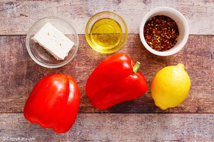 , Roasted Red Pepper Dip | CopyKat Recipes