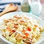 , Luby's Skillet Cabbage