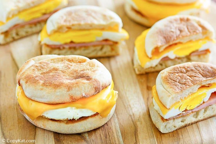 , McDonald's Egg McMuffin | CopyKat Recipes