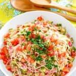 , Luby's Spaghetti Salad   CopyKat Recipes