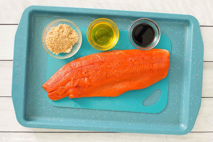 , Simple and Easy Baked Salmon
