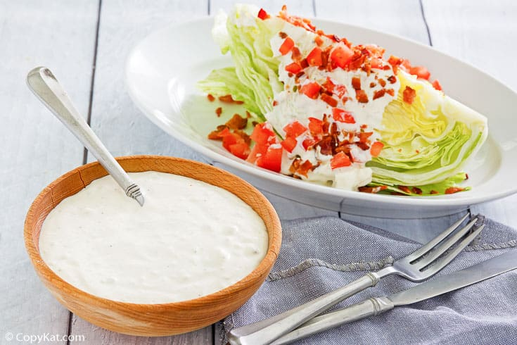 , Chart House Blue Cheese Dressing