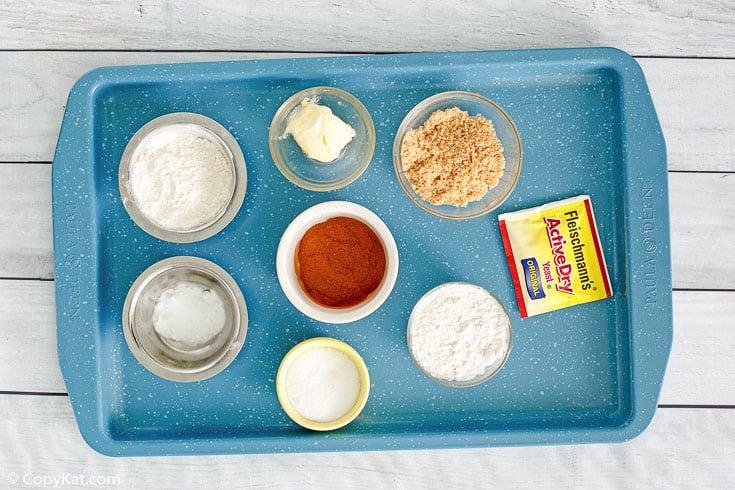 , Cinnamon Sugar Pretzel Bites | CopyKat Recipes