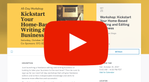 How to Find Clients on Upwork –An SDPEN / STC Presentation