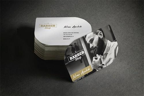 Cartão de Visita Premium C6