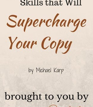 19 Powerful Writing Skills that Will Supercharge Your Copy - Image by Copytactics