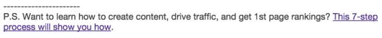 Copytactics Email Signature - Image