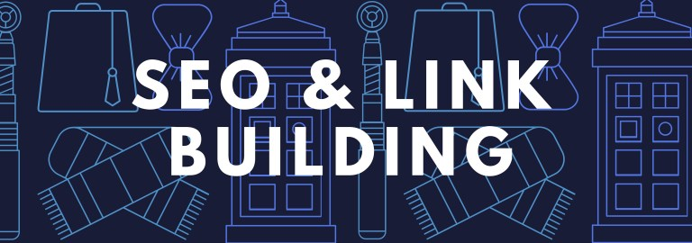SEO and Link Building Header
