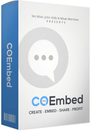 coembed product cover