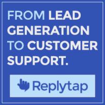 ReplyTap Sidebar Image