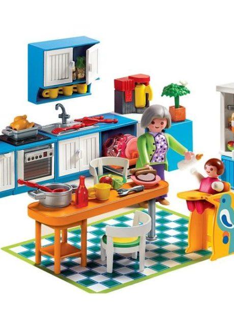 Básicos en una cocina