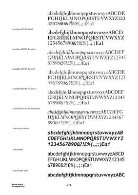 Serif vs sans-serif fonts   Laura Petersen, Copy That Pops