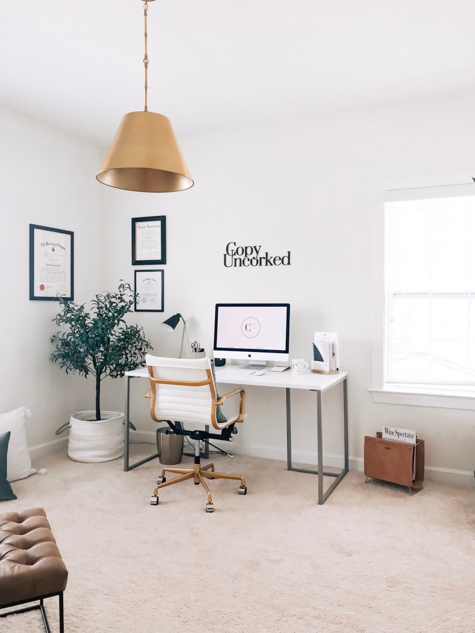 Copy Uncorked Office Style - The Monthly Recap: May 2019 - copyuncorked.com
