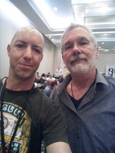 Direct response copywriter Matt Ambrose with John Carlton