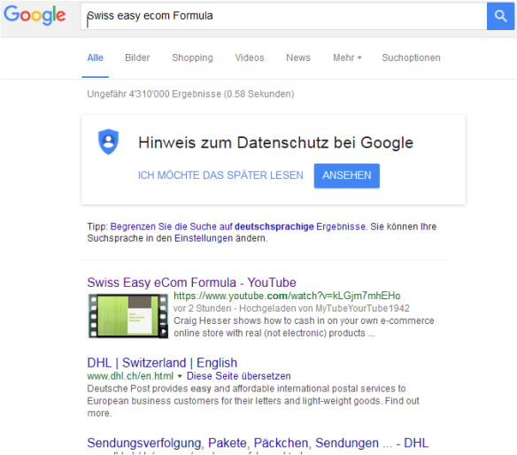 copywritingforwebsites-net-google-place-1-for-swiss-easy-ecom-formula