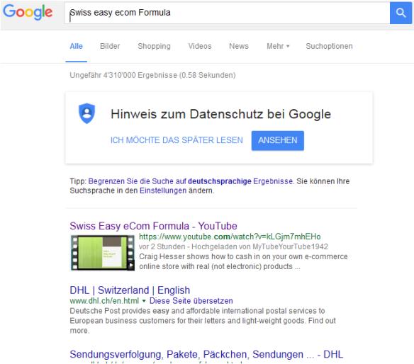 copywritingforwebsites-net-google-place-1-for-swiss-easy-ecom-formula