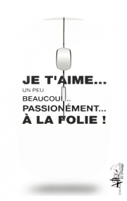 Serie Je T'aime Un Peu Beaucoup : serie, t'aime, beaucoup, Sweat-shirt, Capuche, T'aime, Folie, Beaucoup, Passionnément