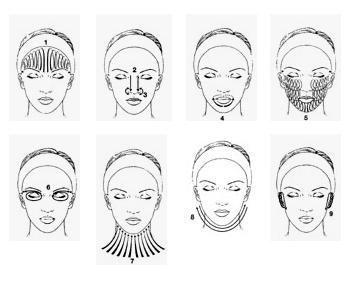 Coquette: Shiseido Benefiance Firming Massage Mask