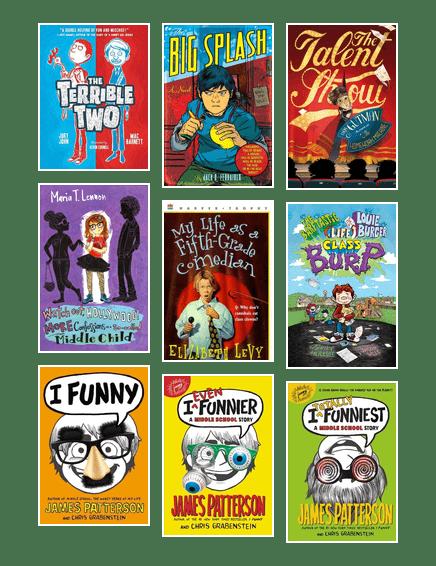 I Funny Series In Order : funny, series, order, Funny, James, Patterson, Alikes, Santa, Clara, County, Library, BiblioCommons