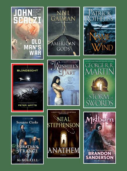 Serie Science Fiction Année 2000 : serie, science, fiction, année, Fi/Fantasy, Novels:, 2000-2010, Seattle, Public, Library, BiblioCommons