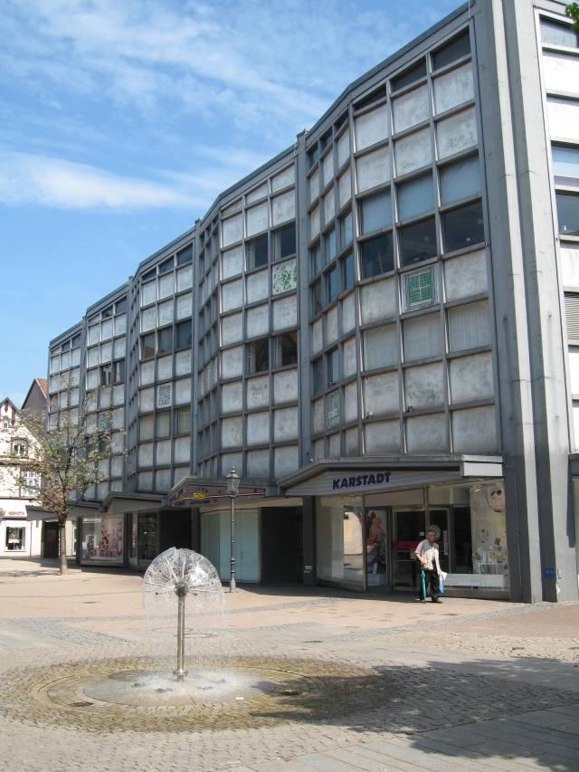 Karstadt department store, Celle