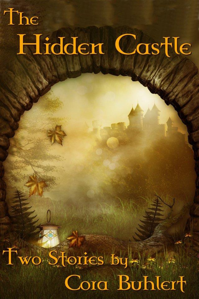 The Hidden Castle by Cora Buhlert