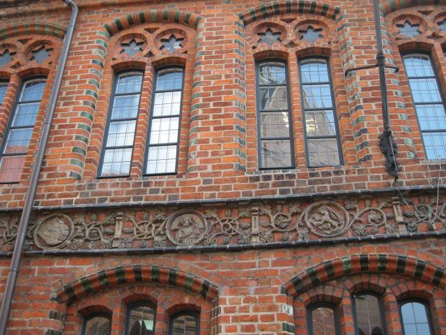 Detail Old Townhall Hannover
