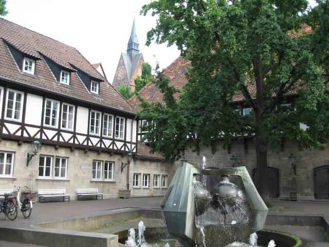 Hannover Ballhof Platz