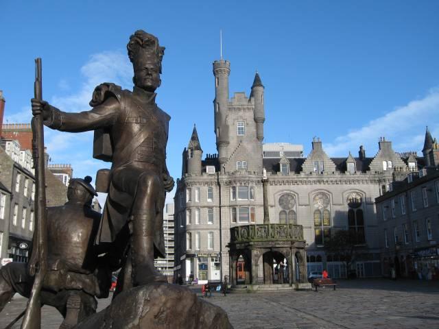 Aberdeen Castlegate