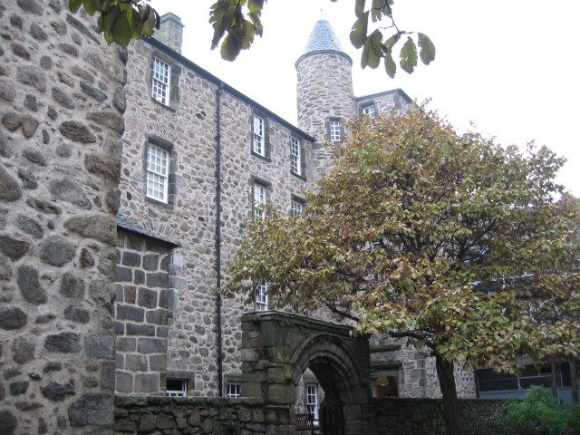 Aberdeen Provost Skene's House