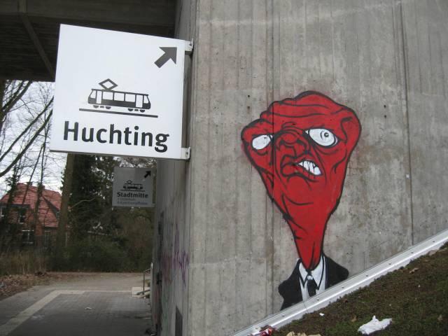 Graffiti Grolland Bremen