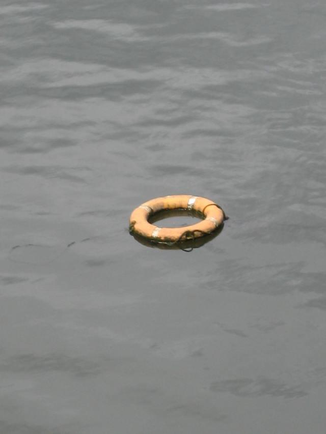 Floating lifesaver