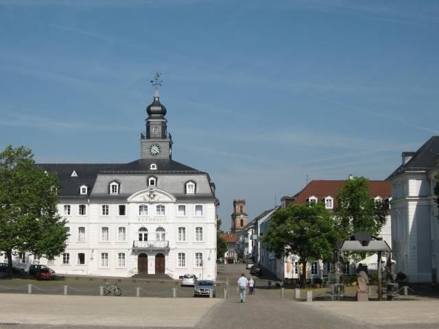 Saarbrücken Old Townhall