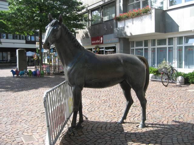 Vechta horse