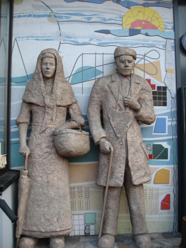 Vechta sculpture