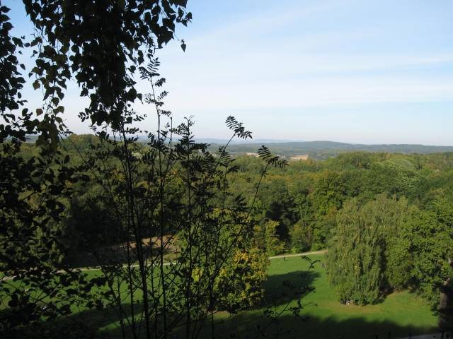 View from the Externstones