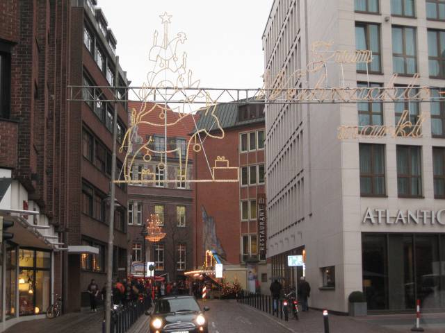 Bremen illuminations